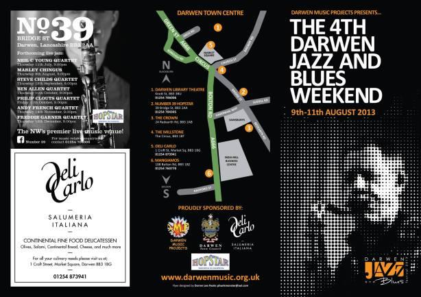 Darwen jazz fest