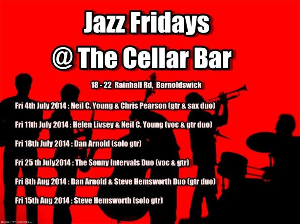 Jazz Fridays